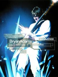 Cover Bryan Adams - Live At Slane Castle - Ireland 2000 [DVD]